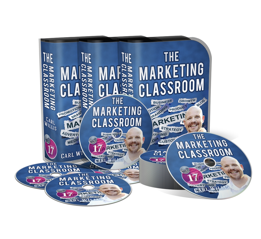 Online Marketing Classroom Online Business Measurements Inches